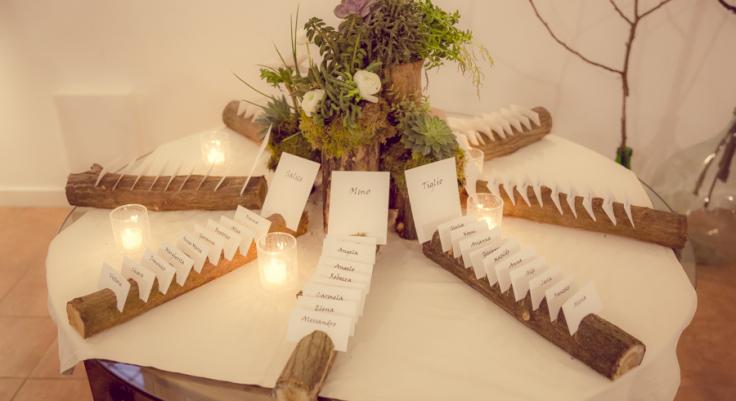 Tableau Matrimonio In Legno : Tableau de mariage in legno location eventi matrimoni voghiera